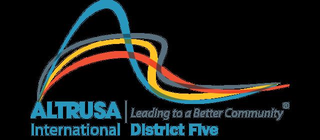 Altrusa District Five Logo