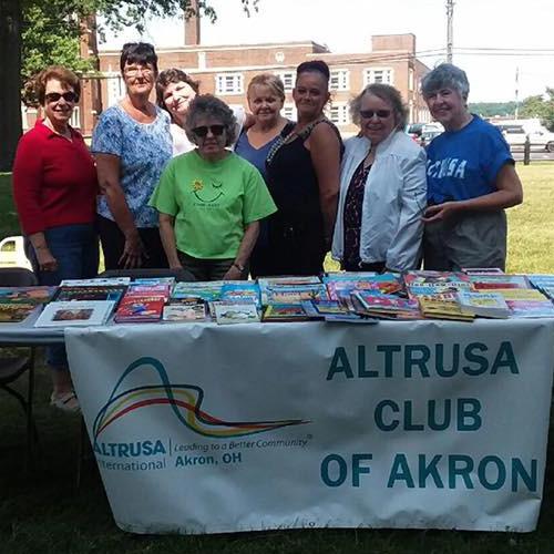 Altrusa Akron