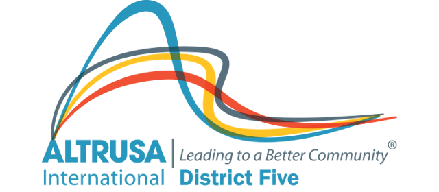 Altrusa District Five Logo